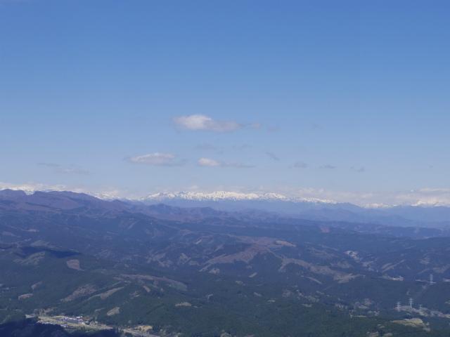 表妙義 白雲山(大の字~相馬岳)大のぞきから奥志賀の眺望【登山口コースガイド】