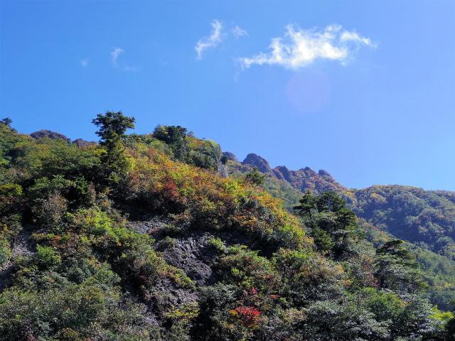 八海山(屏風道~新開道)八ツ峰稜線【登山口コースガイド】