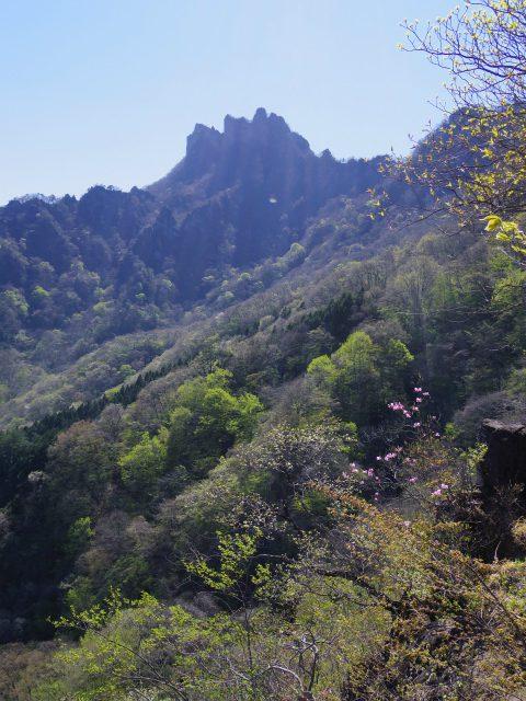 表妙義 白雲山(大の字~相馬岳)第二見晴からの金洞山【登山口コースガイド】