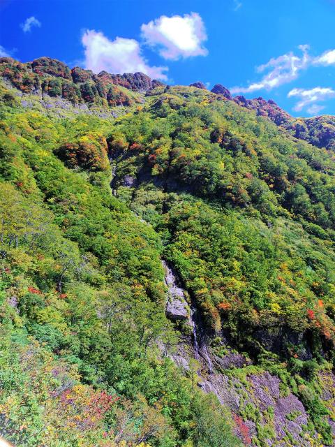 八海山(屏風道~新開道)ノゾキの松七合目からの八ツ峰【登山口コースガイド】