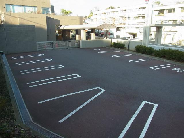 武山市民プラザ駐車場【登山口ナビ】