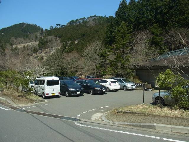 大山(ヤビツ峠~イタツミ尾根)駐車場【登山口コースガイド】
