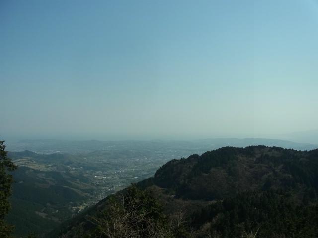 大山(ヤビツ峠~イタツミ尾根)展望地【登山口コースガイド】