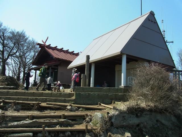 大山(ヤビツ峠~イタツミ尾根)大山山頂阿夫利神社【登山口コースガイド】
