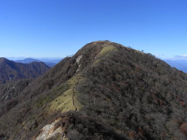 蛭ヶ岳(雷滝~市原新道)コースガイド【登山口ナビ】