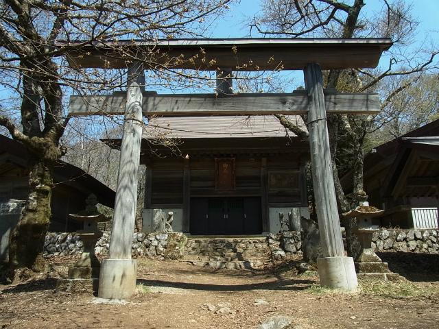 武甲山(表参道コース) 登山口コースガイド 御嶽神社【登山口ナビ】