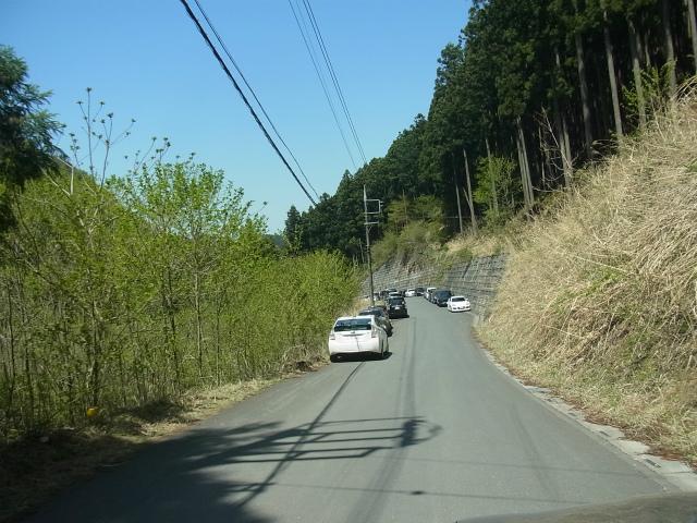 武甲山(表参道コース) 登山口コースガイド 二子林道【登山口ナビ】