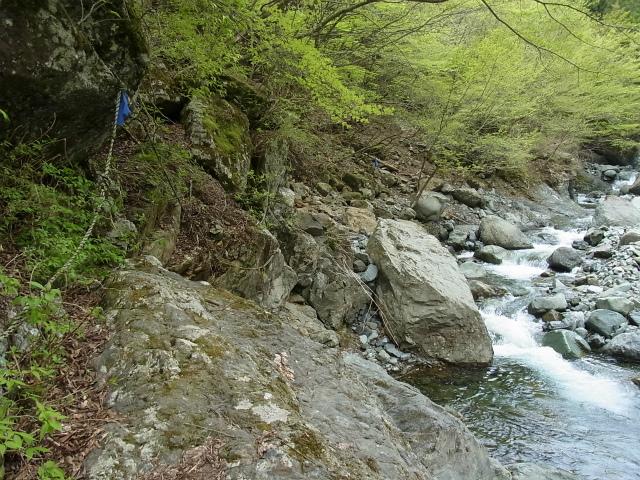 蛭ヶ岳(白馬尾根~鬼ヶ岩)コースガイド へつり【登山口ナビ】