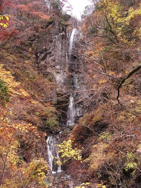 早戸大滝(2017年春版)コースガイド 紅葉の秋【登山口ナビ】
