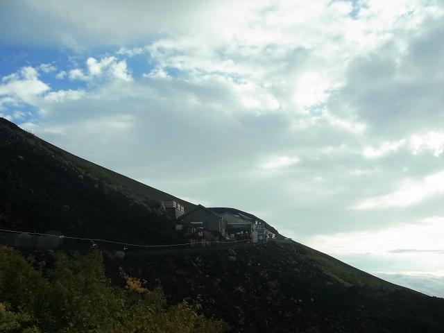 富士山 剣ヶ峰~お鉢巡り(富士宮ルート/無雪期日帰り)登山口コースガイド 表口六合目雲海荘【登山口ナビ】