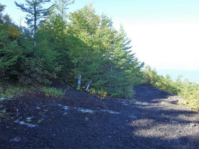 富士山 御中道(大沢崩れ) 登山口コースガイド 登山道入口【登山口ナビ】