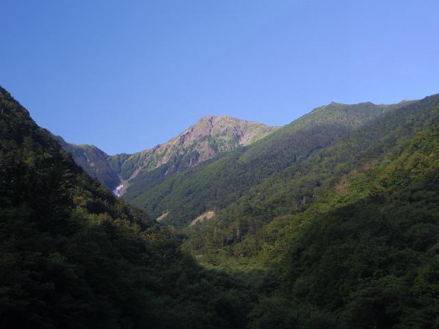 北岳(左俣コース)登山口コースガイド 広河原からの北岳【登山口ナビ】