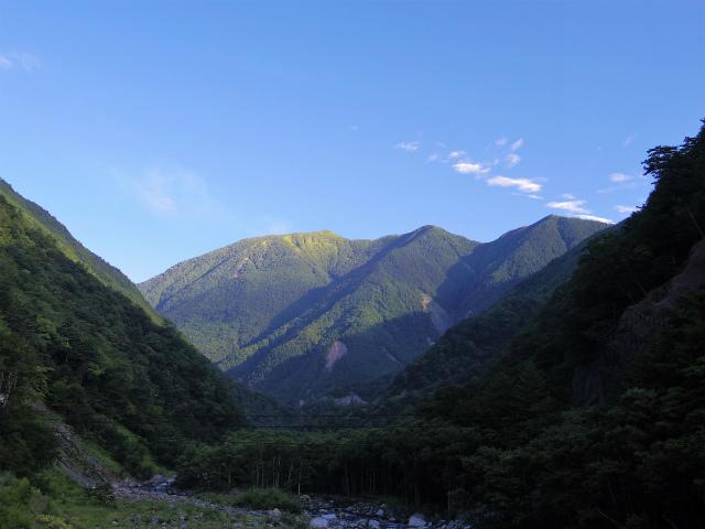 北岳(左俣コース)登山口コースガイド 広河原からの甲斐駒ケ岳【登山口ナビ】