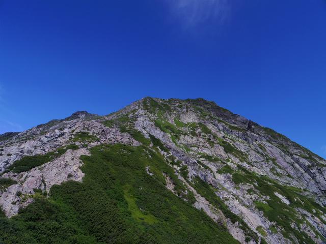 北岳(左俣コース)登山口コースガイド【登山口ナビ】