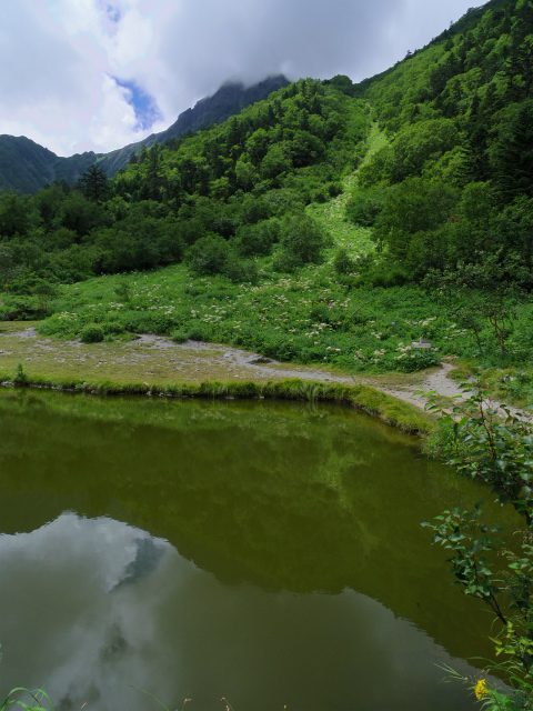 北岳(左俣コース)登山口コースガイド 白根御池【登山口ナビ】