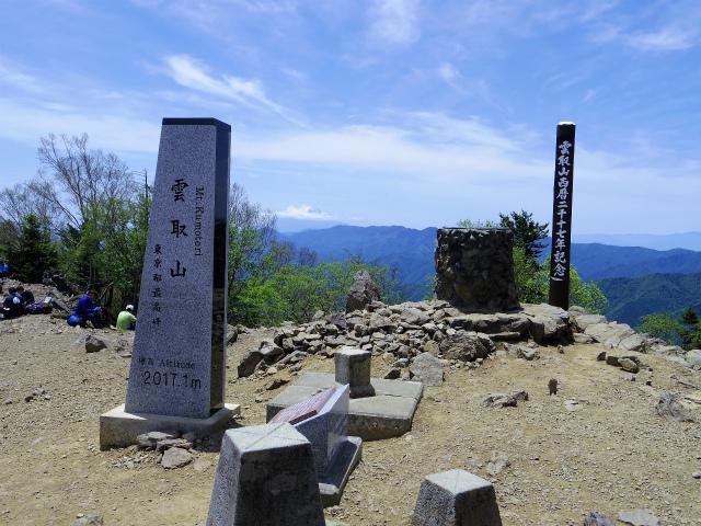 雲取山(七ツ石山・鴨沢ルート)登山口コースガイド【登山口ナビ】
