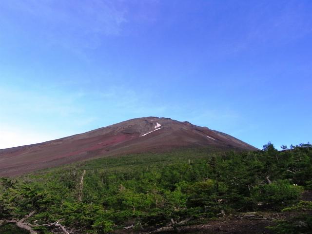 富士山 御中道(大沢崩れ) 登山口コースガイド 探勝路からの富士山山頂【登山口ナビ】