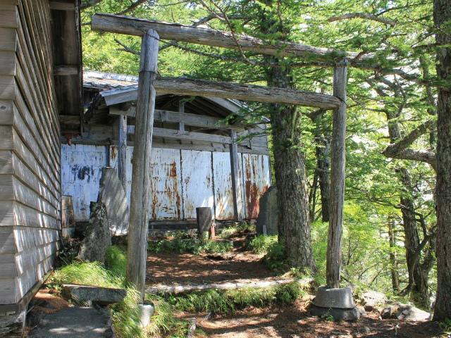 富士山 御中道(大沢崩れ) 登山口コースガイド 三柱神社【登山口ナビ】