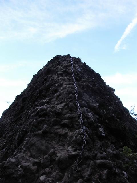 戸隠山(西岳・本院岳~P1尾根) 登山口コースガイド 天狗の露地【登山口ナビ】