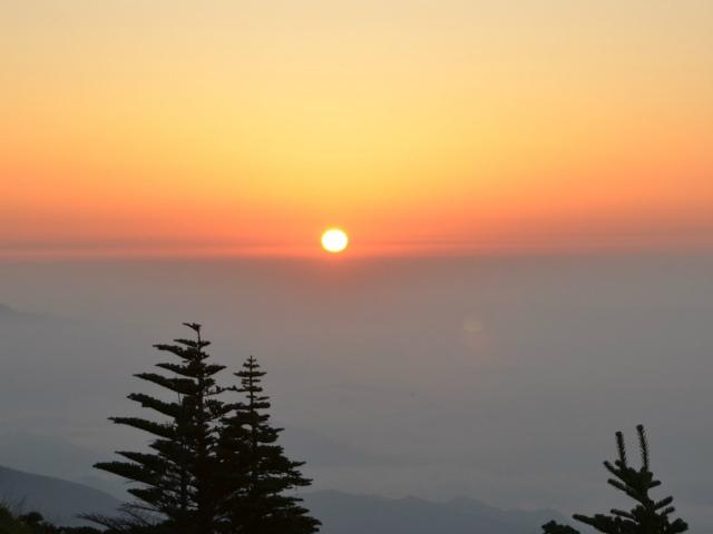 日光男体山登拝大祭(7月31日~8月7日)ご来光【登山口ナビ】