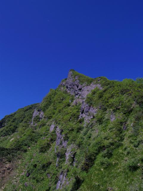 八ヶ岳・横岳(県界尾根)登山口コースガイド 大門沢奥壁【登山口ナビ】