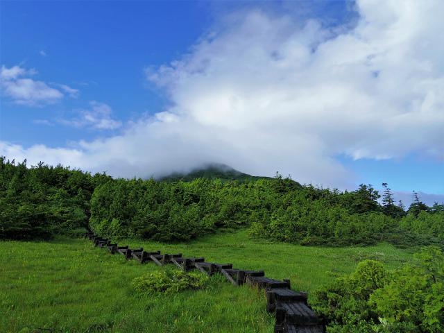 燧ヶ岳 俎嵓・柴安嵓(御池コース)1986m峰 【登山口ナビ】