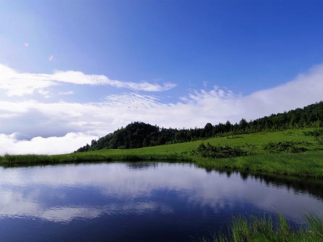 燧ヶ岳 俎嵓・柴安嵓(御池コース)熊沢田代東の池 【登山口ナビ】