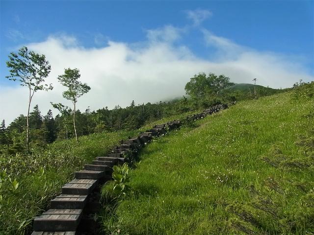 燧ヶ岳 俎嵓・柴安嵓(御池コース)【登山口ナビ】
