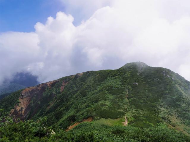燧ヶ岳 俎嵓・柴安嵓(御池コース) 山頂からの展望【登山口ナビ】