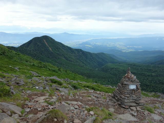 八ヶ岳・横岳(桜平~硫黄岳~奥ノ院) 登山口コースガイド 北アルプス方面の眺望【登山口ナビ】
