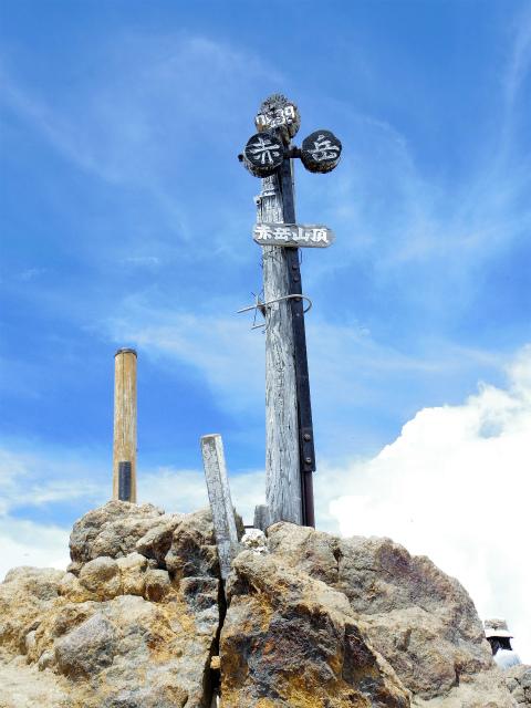 八ヶ岳・赤岳(南沢~文三郎尾根) 登山口コースガイド 山頂【登山口ナビ】