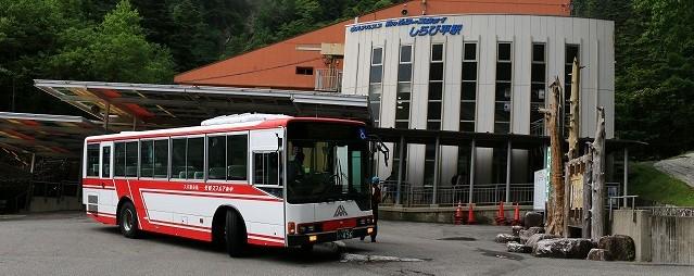 【駒ケ岳ロープウェイ】しらび平方面バス時刻表【登山口ナビ】