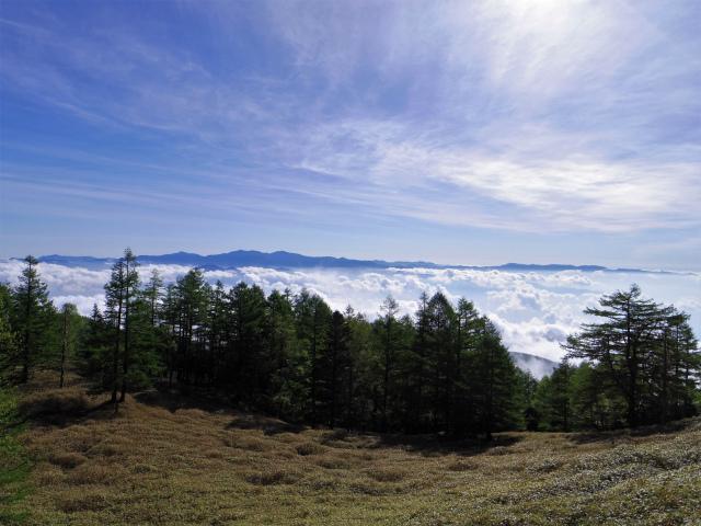 辻山(甘利山~千頭星山)登山口コースガイド 稜線からの奥秩父・大菩薩連嶺の眺望【登山口ナビ】