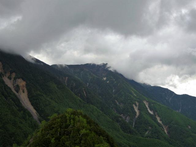 辻山(甘利山~千頭星山)登山口コースガイド 鳳凰三山の展望【登山口ナビ】