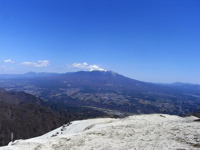 日向山(矢立石~錦滝周回)登山口コースガイド 山頂からの八ヶ岳の展望【登山口ナビ】