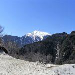 日向山(矢立石~錦滝周回)登山口コースガイド 山頂からの甲斐駒ケ岳の展望【登山口ナビ】