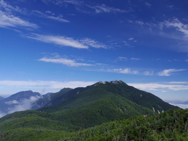 鳳凰三山(夜叉神峠~砂払岳)登山口コースガイド【登山口ナビ】