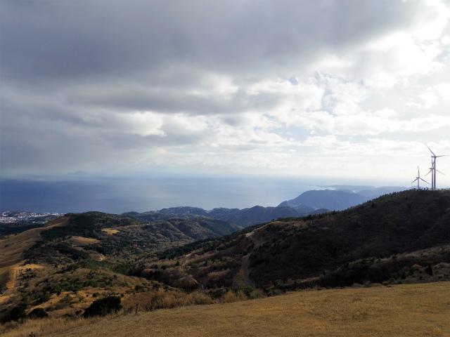 三筋山(天城三筋山遊歩道) 絶景ポイントからの伊豆諸島【登山口ナビ】
