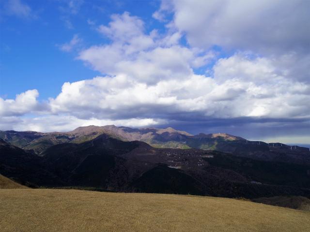 三筋山(天城三筋山遊歩道) 絶景ポイントからの天城山【登山口ナビ】