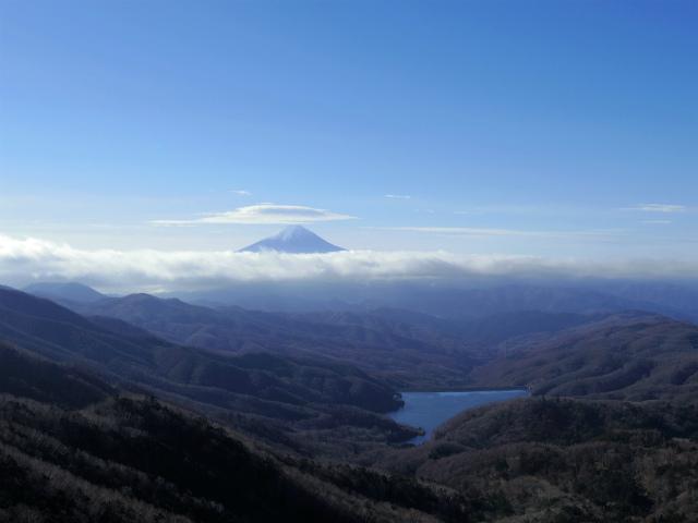 大菩薩嶺(富士見新道) 登山口コースガイド【登山口ナビ】