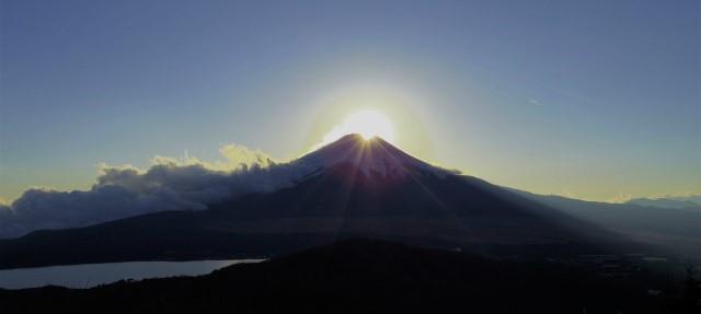 ダイヤモンド富士が見える山【登山口コースガイド特別編】