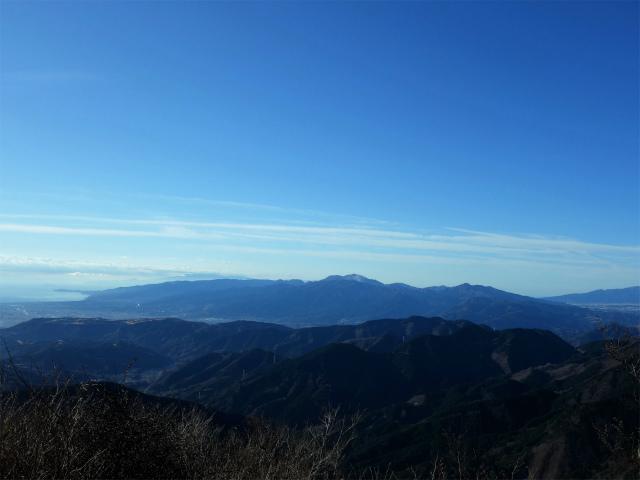 鍋割山(二俣~後沢乗越コース)コースガイド 箱根の眺望【登山口ナビ】