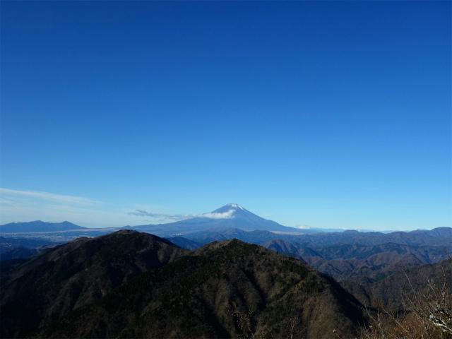 鍋割山(二俣~後沢乗越コース)コースガイド 富士山の眺望【登山口ナビ】