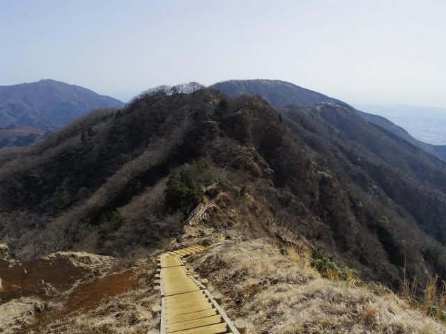 塔ノ岳(烏尾尾根) 登山口コースガイド 行者ヶ岳【登山口ナビ】