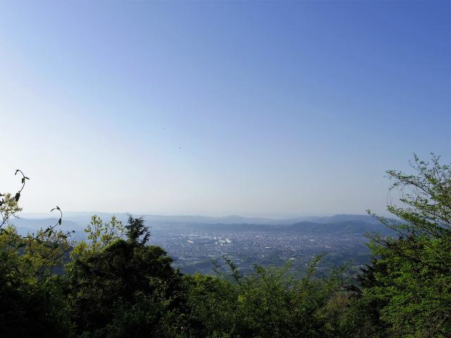 塔ノ岳(大倉尾根コース) 登山口コースガイド 大倉高原山の家前の展望【登山口ナビ】