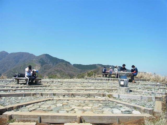 塔ノ岳(烏尾尾根) 登山口コースガイド 烏尾山山頂【登山口ナビ】