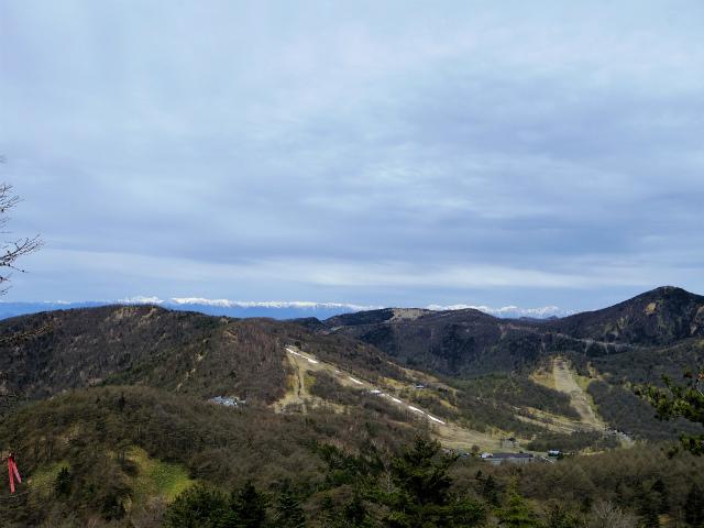 黒斑山(表コース・中コース) 登山口コースガイド ガレ場から三方ガ峰越の北アルプス【登山口ナビ】