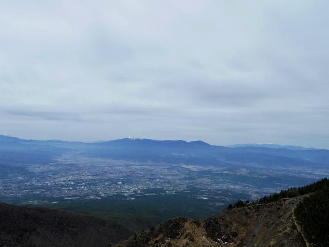黒斑山(表コース・中コース) 登山口コースガイド トーミの頭山頂からの八ヶ岳・中央アルプスの眺望【登山口ナビ】