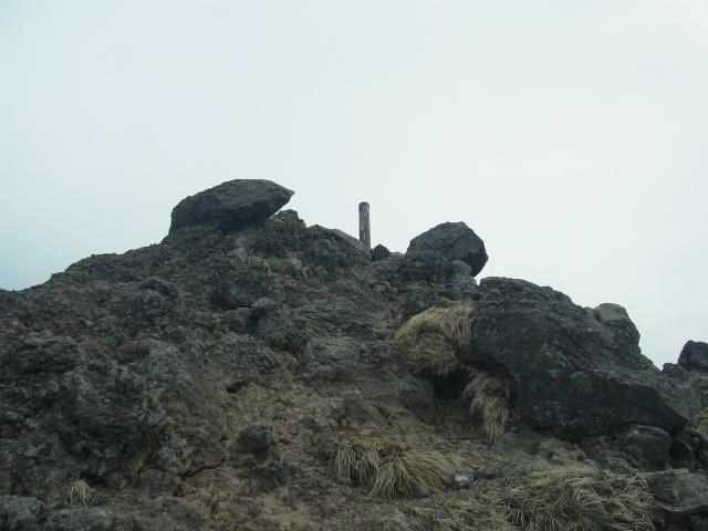 黒斑山(表コース・中コース) 登山口コースガイド トーミの頭【登山口ナビ】