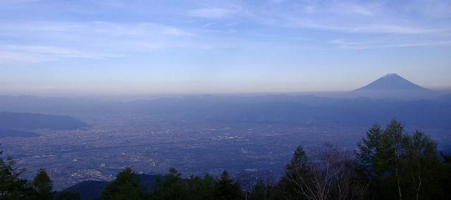 【甘利山】県道613号甘利山公園線の工事通行規制【登山口ナビ】